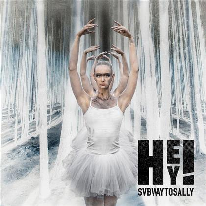 Subway To Sally - HEY (Fan-Edition, CD + DVD)