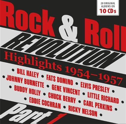 Rock & Roll Revolution (10 CDs)