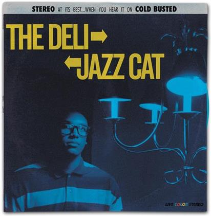 Deli - The Deli / Jazz Cat (Turquoise Vinyl) (Colored, LP)