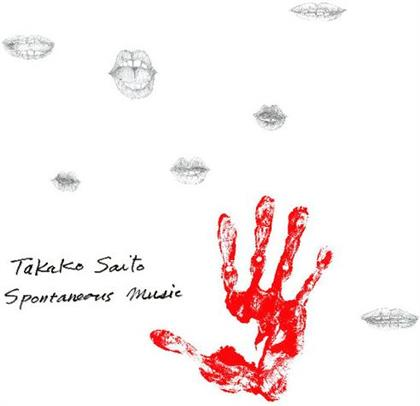 Takako Saito - Spontaneous Music (LP)