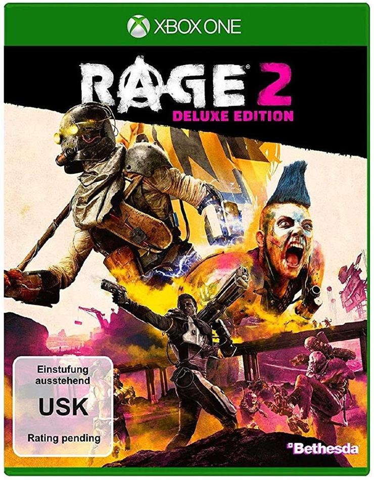 Rage 2 (German Deluxe Edition)