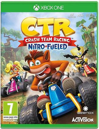 Crash Team Racing - Nitro-Fueled