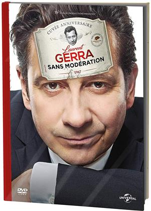 Laurent Gerra - Sans modération (Digibook, 2 DVDs)