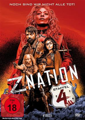 Z Nation - Staffel 4 (Uncut, 4 DVDs)