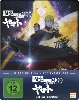 Star Blazers 2199 - Space Battleship Yamato - A Voyage to Remember - The Movie (2014)