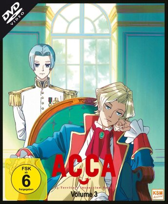 ACCA: 13-Territory Inspection Dept. - Volume 3: Episode 09-12