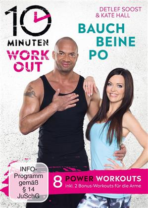 10 Minuten Workout - Bauch Beine Po