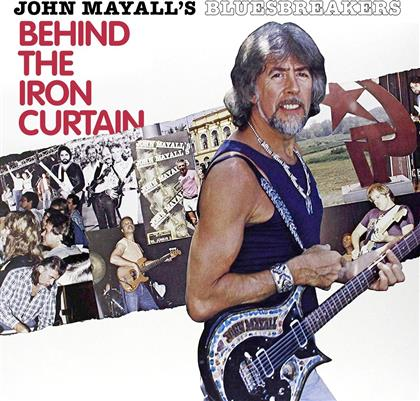 John Mayall - Behind The Iron Curtain (2019 Reissue, LP)