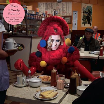 Roisin Murphy (Moloko) - Overpowered (2019 Reissue, Orange / Pink Vinyl, 2 LPs)