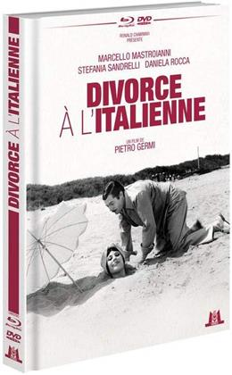 Divorce à l'italienne (1961) ( Collection tus les parfums du monde, Collector's Edition, Blu-ray + DVD)