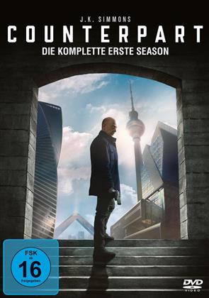 Counterpart - Staffel 1 (3 DVDs)