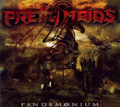Pretty Maids - Pandemonium (2019 Reissue, LP)