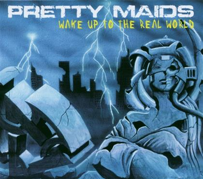 Pretty Maids - Wake Up To The Real World (2019 Reissue, LP)