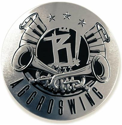 B-Tight - Aggroswing (Signierte Version, Picture Disc, LP)