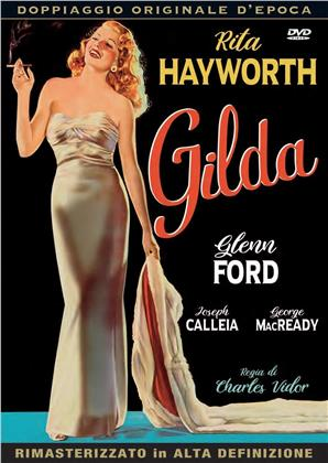 Gilda (1946) (Doppiaggio Originale D'epoca, HD-Remastered, s/w)