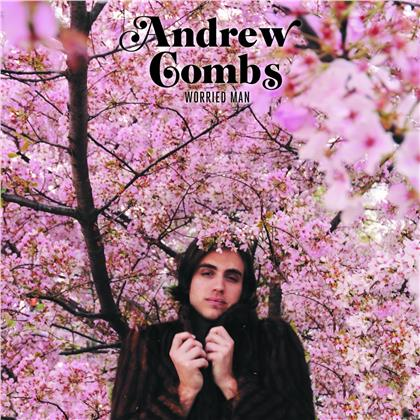 Andrew Combs - Worried Man (2019 Reissue, White Vinyl, LP + Digital Copy)