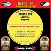 "Stomper Time Rockabillies Vol 1 (7"" Single)"