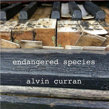 Alvin Curran - Endangered Species (2 CDs)