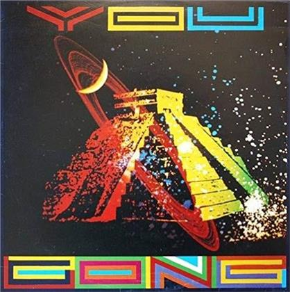 Gong - You (2019 Reissue, Clear Vinyl, LP)