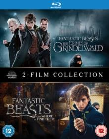 Fantastic Beasts and where to find them / The Crimes of Grindelwald - 2-Film Collection (2 Blu-rays)