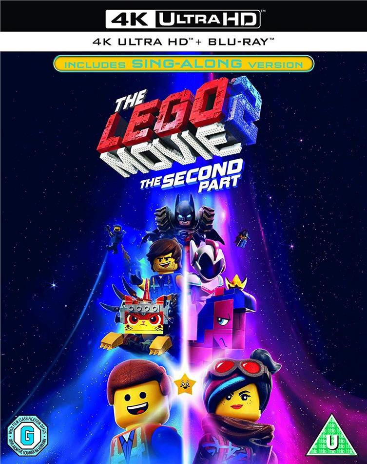 The LEGO Movie 2 - The second Part (2019) (4K Ultra HD + Blu-ray)