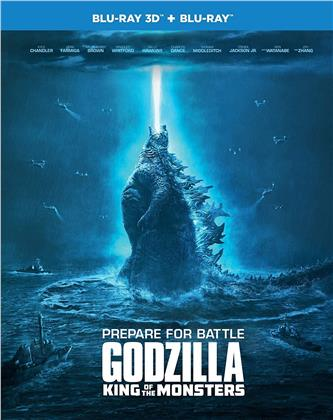 Godzilla 2 - King Of The Monsters (2019) (Blu-ray 3D + Blu-ray)