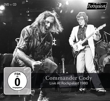 Commander Cody - Live At Rockpalast 1980 (CD + DVD)