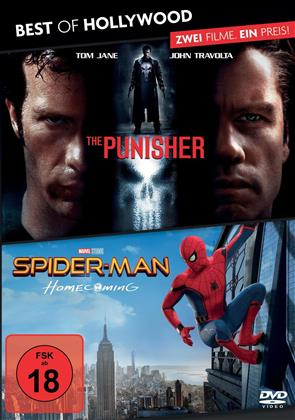 Spider-Man: Homecoming / The Punisher (Best of Hollywood, 2 DVDs)