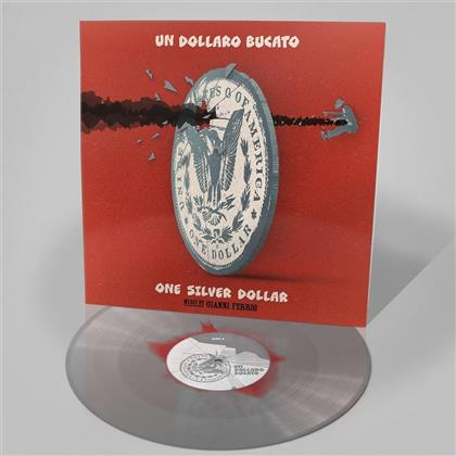 Gianni Ferrio - Un Dollaro Bucato (Blood For A Silver Dollar) - OST (Red & Silver Vinyl, LP)
