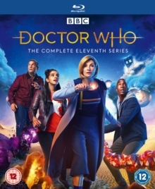 Doctor Who - Series 11 (BBC, 3 Blu-rays)
