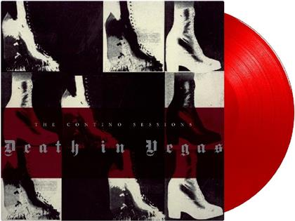Death In Vegas - Contino Sessions (Music On Vinyl, 2019 Reissue, Limited Edition, 2 LPs)
