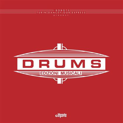 Drums Records (2 LPs)