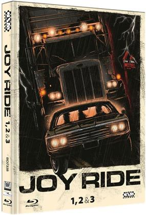 Joy Ride 1-3 (Cover A, Limited Edition, Mediabook, 3 Blu-rays)