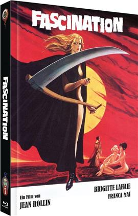 Fascination (1979) (Cover A, Limited Edition, Mediabook, Blu-ray + DVD)