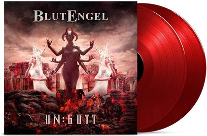 Blutengel - Un:Gott (Gatefold, Limited Edition, Red Vinyl, 2 LPs)