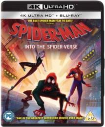 Spider-Man - Into The Spider-Verse (2018) (4K Ultra HD + Blu-ray)