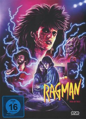 Ragman - Trick or Treat (1986) (Cover A, Collector's Edition, Limited Edition, Mediabook, Blu-ray + DVD)