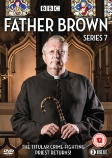 Father Brown - Series 7 (BBC, 3 DVD)