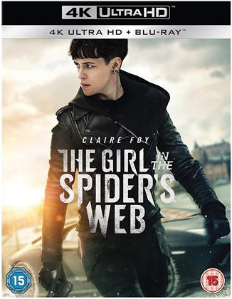 The Girl in the Spider's Web (2018) (4K Ultra HD + Blu-ray)