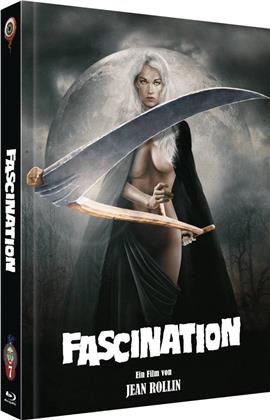 Fascination (1979) (Cover B, Limited Edition, Mediabook, Blu-ray + DVD)