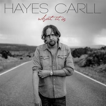Hayes Carll - What It Is (LP)