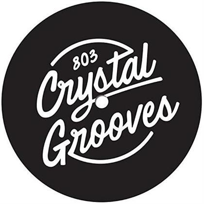 "Cinthie - 803 Crystalgrooves 02 (7"" Single)"