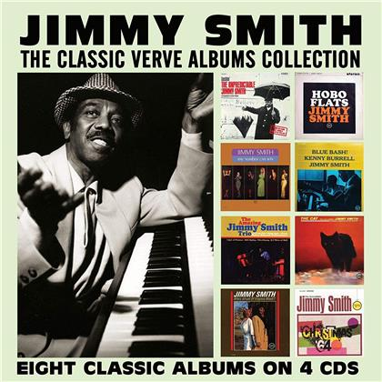 Jimmy Smith - The Classic Verve Albums Collection (4 CDs)