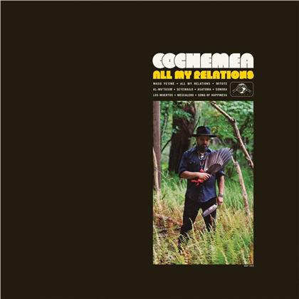 Cochemea - All My Relations (Limited Edition, Colored, LP + Digital Copy)
