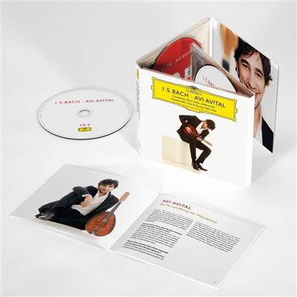 Avi Avital - Bach (Tour Edition, Extended Edition, 2 CD + DVD)