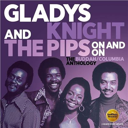 Knight Gladys & The Pips - On And On - The Buddah / Columbia Anthology (2019 Reissue, 2 CDs)