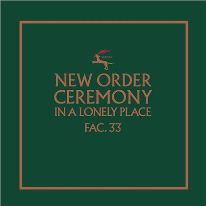 "New Order - Ceremony (Version 1, Remastered, 7"" Single)"