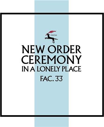 "New Order - Ceremony (Version 2, Remastered, 7"" Single)"