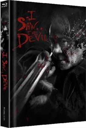 I saw the Devil (2010) (Cover C, Limited Edition, Mediabook, Uncut, 2 Blu-rays)