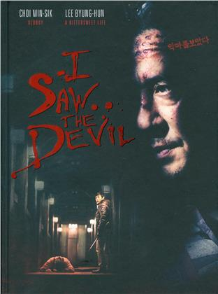 I saw the Devil (2010) (Cover B, Limited Edition, Mediabook, Uncut, 2 Blu-rays)